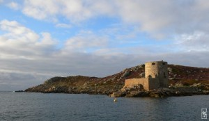 Château Cromwell, Île Tresco - Photo sophie-g.net