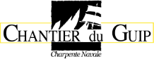 Chantier du Guip - Charpente navale