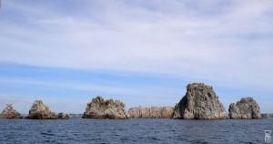 Les Tas de Pois vus de la mer - photo sophie-g.net